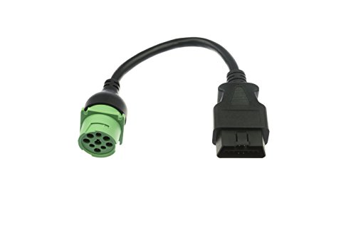 My20 ELD OBD-II to 9 pin Cable Adapter (J1962-J1939)