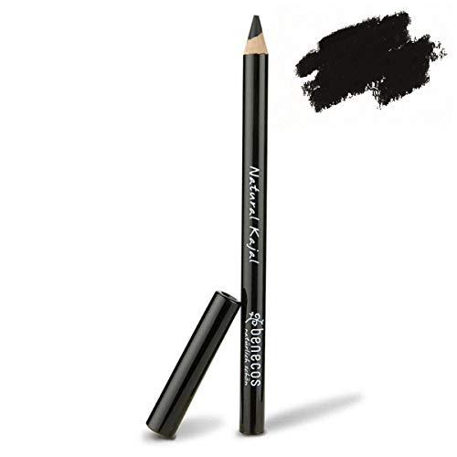 Benecos - Crayon Yeux Naturel Noir - Lot De 4 - Vendu Par Lot - Livraison Gratuite En France