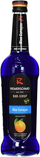 Riemerschmid Bar-Sirup Blue Curacao (1 x 0.7 l)