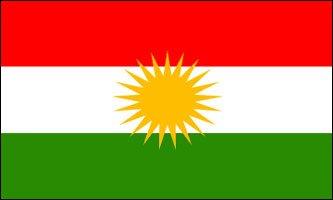 NEOPlex 3' x 5' International Flags of the World's Countries - Kurdistan