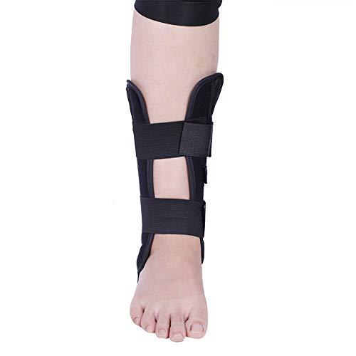 Zestaw podtrzymujący kostkę Regulowany, oddychający stabilizator kostki Orteza opadająca stopy Stabilizator kostki Stabilizator kostki Ochraniacz kostki Doskonały do regeneracji zwichnięcia i zapalenia stawów (M)