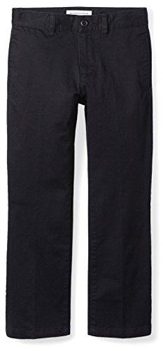 Amazon Essentials Straight Leg Flat Front Uniform Chino Pant Pants, Cruz V2 Fresh Foam, 8(H)