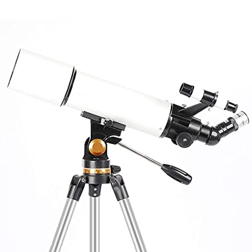 JIAWYJ Teleskop/Kinder refraktisches astronomisches Teleskop, tragbares Monokular, Raum-Erleuchtung Kinder-Geschenk-Teleskop-Himmel und Erde Sternengazing/Commodity-Code: WXJ-1047