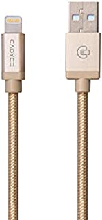 Cadyce CA-ULCG (1.2M) Mobile Phones Cables gold