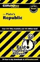Cliff's Notes - Plato's Republic ((REV)00) by Thornburg, Thomas [Paperback (2000)]