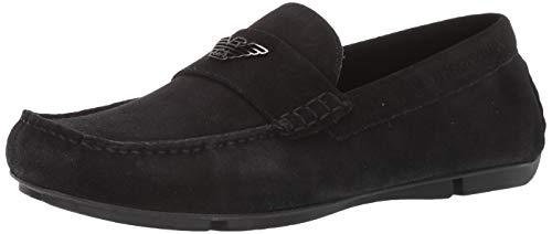 Emporio Armani Driver Zinos Hombre Zapatos Negro