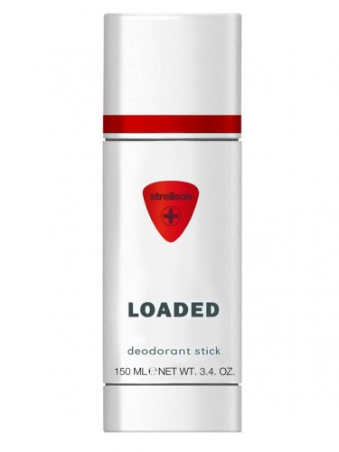 Strellson Loaded homme/men, Deodorant, Aerosol/Spray 150 ml, 1er Pack (1 x 150 ml)