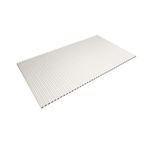 東プレ 風呂ふた シャッター式 イージーウェーブネオ 75×140cm ホワイト L14
