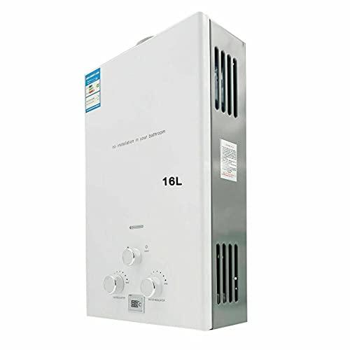 TABODD Calentadores de gas