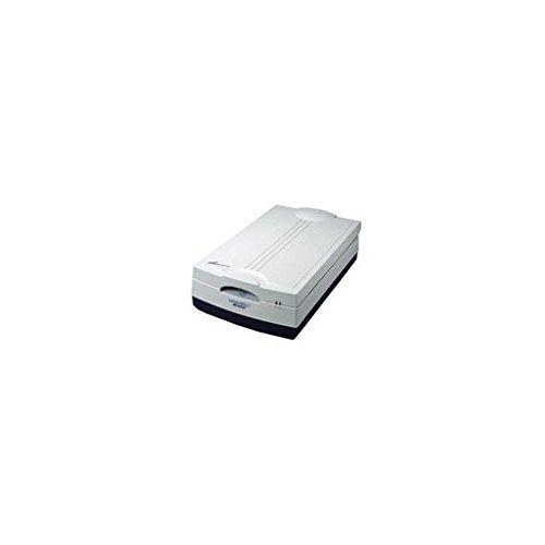 M-Cab ScanMaker-9800XL Flachbettscanner (1600x3200 DPI, USB 2.0) inkl. SilverFast und HDR Software