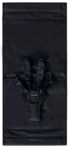 farska(ファルスカ) ファルスカ スクロールチェアプラス スペアシート ナイトブラック 746179 746180