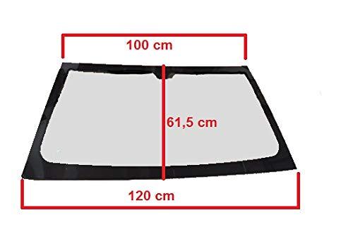 1400610 Windschutzscheibe Kristallglas vorn bunt MICROCAR M8