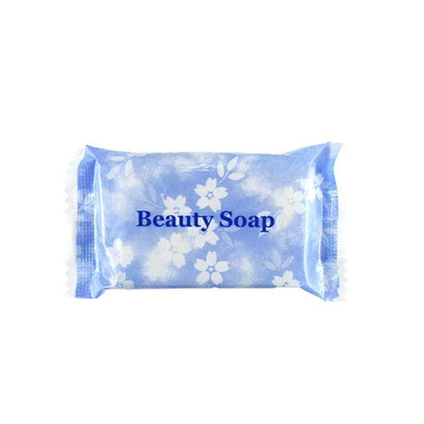 こんにちは温度計浴室業務用 クロバーコーポレーション ビューティーソープ(Beauty Soap) 15g×20個セット   ホテルアメニティ 個包装