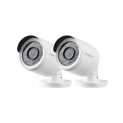 (Set of 2) Samsung SDC-9443BC 1080p HD Weatherproof Bullet Camera (Compatible with SDH-B74041 & SDH-B74081)