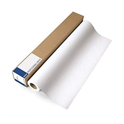 Epson C13S045273 - Papel gran formato 610 x 50 mm, 80gr, color blanco