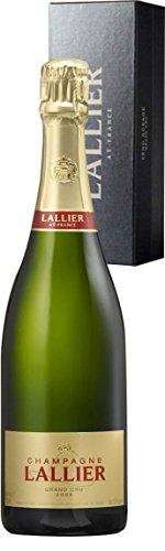 Champagne Lallier Grand Cru Vintage Brut 2008. CHAMPAGNE, FRANCE. (PINOT NOIR, CHARDONNAY) 6 x 75cl.