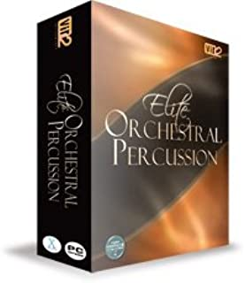 VIR2 ELITE ORCHESTRAL PERCUSSION パーカッション音源◆並行輸入品◆