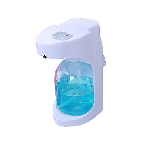Dispensadores de loción y jabón Dispensador automático de jabón Encimera sin Contacto Dispensador de jabón montado en la Pared Dispensador de Espuma de jabón para baño Cocina Oficina Hogar