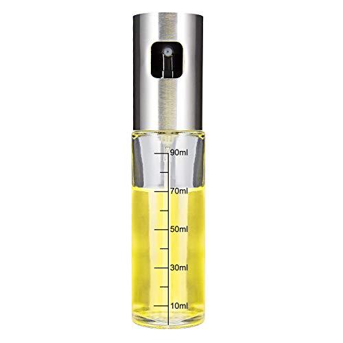オイルスプレー 料理用 100ml iTrunk 油 スプレー ボトル 霧吹き olive oil spray オリーブオイル ミスト ...