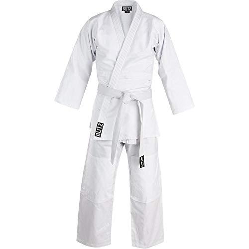 Blitz Middleweight Judoanzug, weiß, 2/150 cm