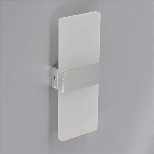 RAQ Dimbare led-binnenwandlamp met schakelaar bewegingssensor hedendaagse slaapkamer-stekkerdoos vloerlamp moderne lamp 6W/12W nee Dimbaar zonder stekker