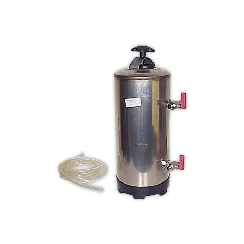 DOJA Industrial | Descalcificador de resinas 12 litros | Depuradores Tapa rosca