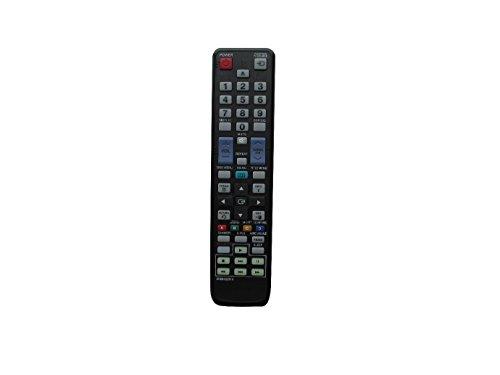 Controle remoto de substituição geral durável para Samsung HT-C650W/XAA HT-C653W/XAC HT-D5300 HT-D5300/ZA Blu-ray BD DVD Home Theater System