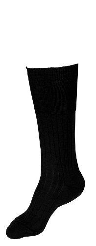 Wadenlange Socke, 100prozent reine Wolle – 3 Farben erhältlich