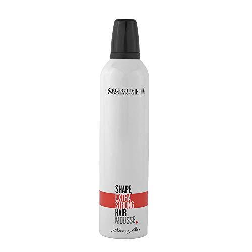 Selective Professional - mousse modellante per capelli extra forte, 400ml