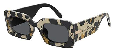 Marc Jacobs Gafas de sol para mujer de tortuga