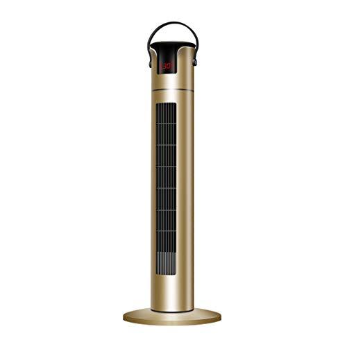 ZZZNQ Elektrischer Heizlüfter mit Mini-Heizlüfter aus Keramik, elektrisch, niedriger Energieverbrauch, regulierbare Heizlüfter, Sicherheit auf der Heizung 2000 W 120CM