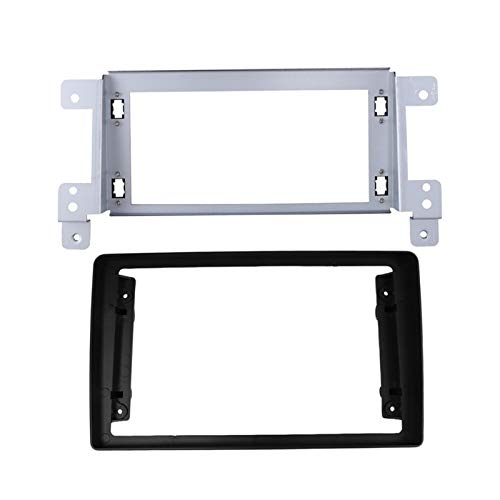 Rumors 9inch Car Radio Audio Big Screen 2din Fascia Frame Adaptador DVD Player Dash Planear Marco Ajuste para Suzuki Grand Vitara (Color Name : As Shown)
