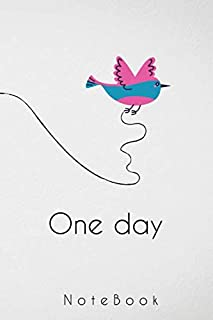 One day: NoteBook