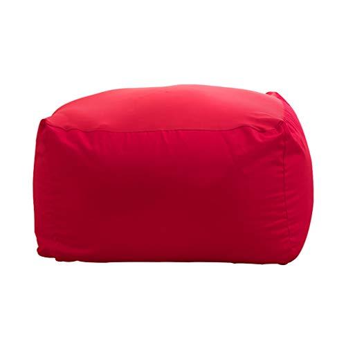 Canapés-Lits Canapé de Loisirs Canapé de Loisirs Chaise Pliante Chaise Longue Fauteuil Dossier Fauteuil Pause Repas Portable 5 Couleurs (Couleur : D, Taille : 65 * 65 * 43cm)