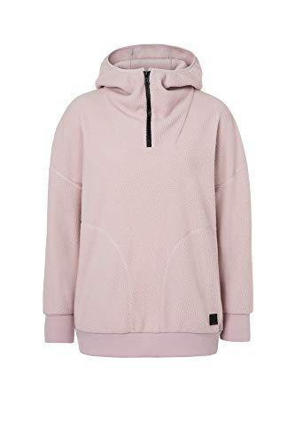 Bogner Fire + Ice Ladies Pura Pink, Damen Fleece-Pullover, Größe S - Farbe Dusty Rose