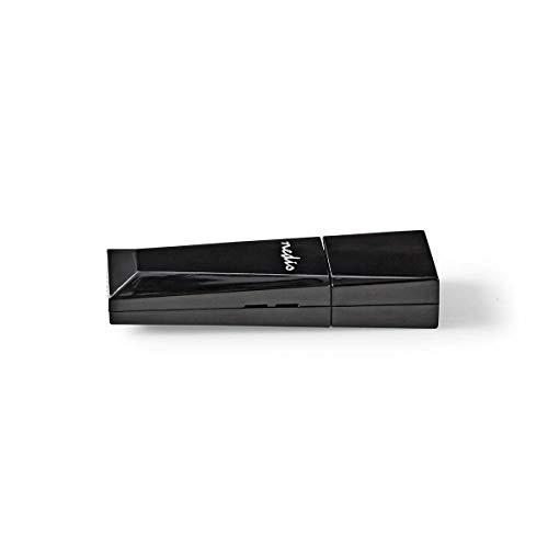 TronicXL 300 Mbit WLAN USB Stick Dongle Empfänger zb kompatibel mit für Deutsche Telekom Speedport Smart 3 2 1 Pro W724V 40359891 W925V W 925V 921V 724V W724V Neo Hybrid Entry Router T-Com