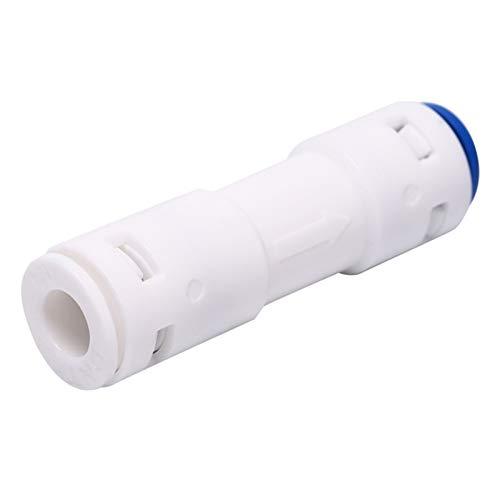 Guadang ¡calor!Empuje la válvula de retención en un sistema de filtro de ósmosis inversa de no retorno 1/4