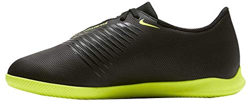 Nike Unisex-Child JR Phantom Venom Club IC Indoor Football Trainers, Black, 34 EU