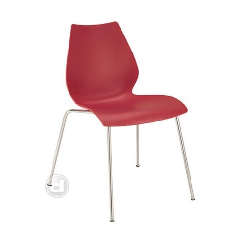 Kartell Maui / 28704M Chaise Rouge