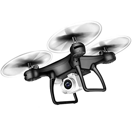 DCLINA Drone GPS con videocamera HD 1080P Video in Diretta FPV per Adulti e Bambini Mantenimento dell'altitudine Seguimi e Ritorno Automatico Facile Usare per Principianti