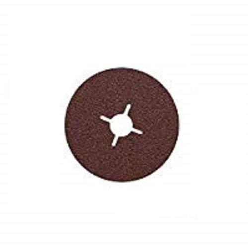 Hitachi – 753189-slijpschijven voor haakse slijper, 125 mm, korrel 120 voor metalen hoekstekker