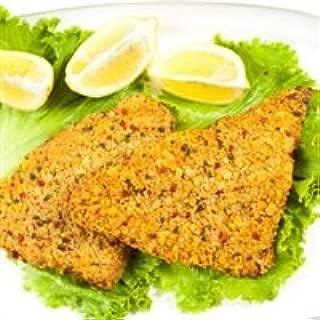 Today Gourmet - Tilapia - Tortilla Crusted 6/7oz Fillets (5Lbs)