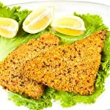 Today Gourmet Foods of NC - Tilapia - Tortilla Crusted 6/7oz Fillets (5Lbs)