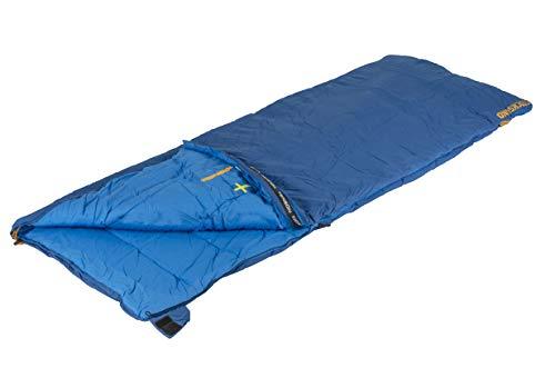 Tenson Stocksund Schlafsack, blau, Einheitsgröße
