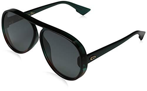 Dior Damen Diorlia 1I Jwj 62 Sonnenbrille, Braun (Dembrown/Grey)