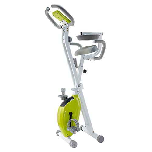 WSCQ F-Bike Estática LCD Hometrainer, Bicicleta Estática P
