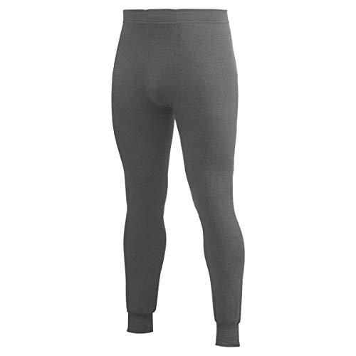 Woolpower 200 Leggings Johns, Grey Modèle XL 2021 sous-vêtement