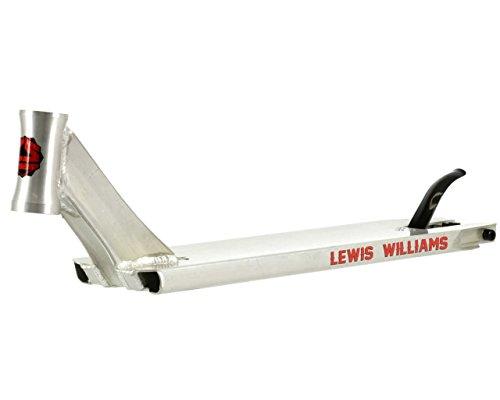 Crisp Lewis Williams Signature Pro Scooter Deck V2 - Ruw/Zwart