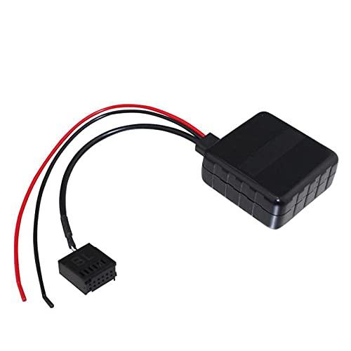 Módulo Bluetooth de Coche AUX Audio para Ford Focus Mondeo CD6000 6006 5000C Fiesta Radio Estéreo Aux Cable Adaptador inalámbrico