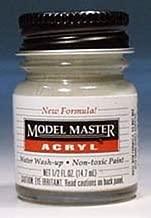 Testors Model Master Acrylic Flat Flat Gull Gray FS36440 by Testor